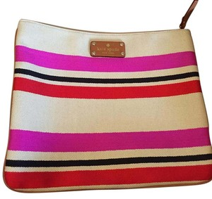 Kate Spade Tote in Pink Red Black