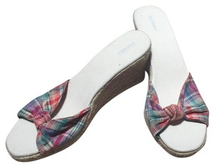 Old Navy Multi-colored Wedges