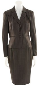 A.B.S. by Allen Schwartz Women's Allen by ABS Two-piece Pin-Stripe Skirt Suit