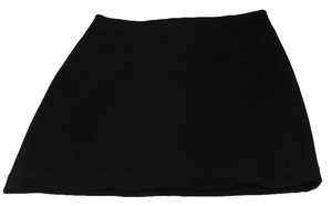 Kimberly Ovitz Mini Skirt Black