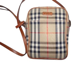 Burberry Lots Of Pockets Cross Body Bag