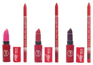 J Cat Rocker Chic Lip Set