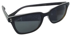 Converse Jack Purcell CONVERSE Sunglasses Y003 UF Black on Multi-Color Frames