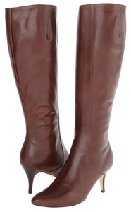 Cole Haan Leather brown Boots