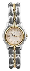 Bertolucci Bertolucci Stainless Steel 18k Yellow Gold Pulchra Two Tone Bracelet Watch