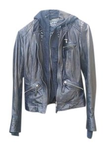 Bod & Christensen Leather Geniune Leather Jacket