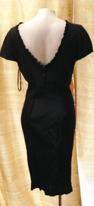 Vera Wang Black Mother Or Sister Of The Bride Dress