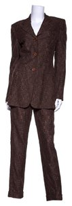 Dolce&Gabbana Dolce & Gabbana Brown Multi-Piece Set