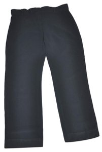 Louis Vuitton Uniform Capris Black