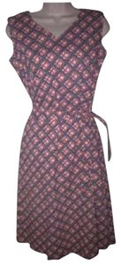 Lanvin short dress Red, White, & Blue print on Tradesy