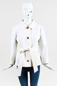 Dolce&Gabbana Dolce Gabbana Virgin White Jacket