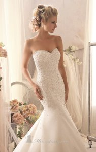 Mori Lee 2603 Wedding Dress