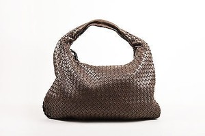 Bottega Veneta Woven Hobo Bag