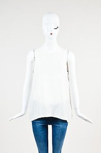 Marc by Marc Jacobs Red Top White