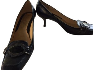 Cole Haan Low Heel Classic Black Pumps