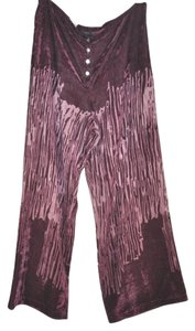 Jean-Paul Gaultier High Waist Burnout Pants