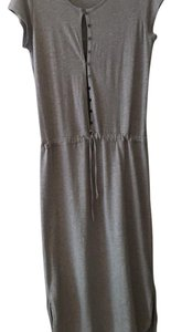 Gray Maxi Dress by Gap