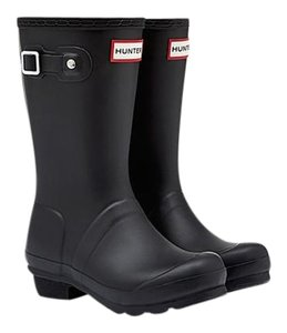 Hunter Bell Black Boots