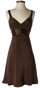 BCBGMAXAZRIA Silk Sweetheart Dress