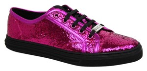 Gucci California Low Glittered Pink Athletic