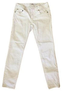 Vineyard Vines Skinny Jeans Jeans Corduroy Straight Pants White