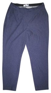 Old Navy Lounge Pinstripe Casual Pants