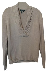 Ralph Lauren Cotton Classic Cable Sweater