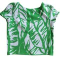 Lilly Pulitzer for Target T Shirt Green white