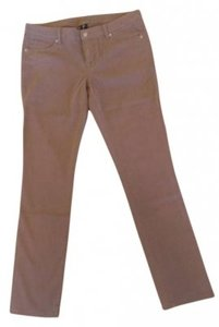 London Jean Skinny Pants brown