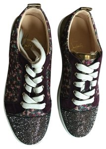 ddb83532045e Brown Christian Louboutin Sneakers - Up to 90% off at Tradesy