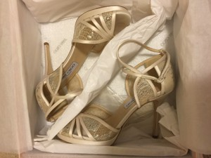 Jimmy Choo Fable Wedding Shoes