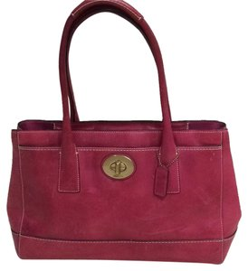 Coach Tote in Rose