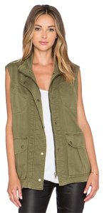 Current/Elliott Green Vest