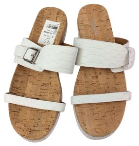 Coach Parchment Sandals