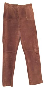 J. Jill Trouser Pants Brown