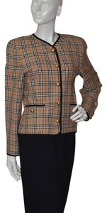 Burberry London Nova Check Blazer