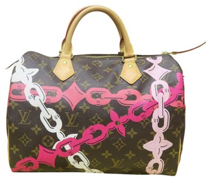 Louis Vuitton Bay Speedy 30 Tote in Monogram