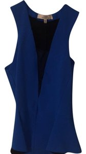 Robert Rodriguez Top Cobalt Blue