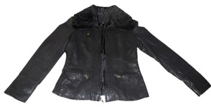 Banana Republic Leather Leather Jacket