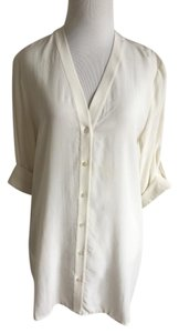 Vince Silk Tunic Top