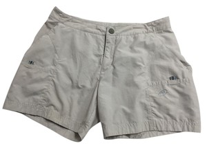 Cloudveil Beige Walking Hiking Trail Shorts