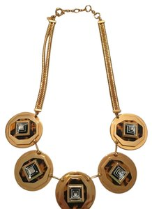 J.Crew J.Crew medallion necklace