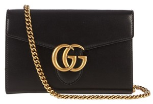 Gucci Woc Marmont Gg Red Cross Body Bag