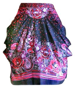 Anna Sui Skirt Purple