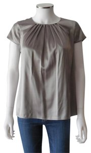 Vince Silk Top Grey