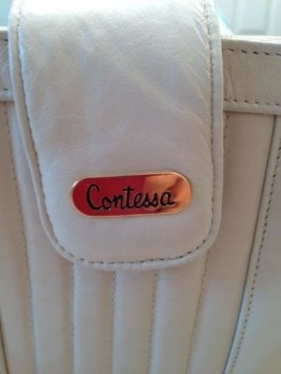 Contessa Purse Purses Big Big S Faux Leather Leather Roomy Comfy Comfortable Zipper Pocket Pockets Snap Snaps Zippers Clasp Shoulder Bag