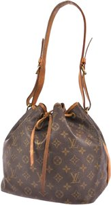 Louis Vuitton Noe Vintage Monogram Tote in Brown