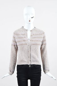 Moschino Cheap And Chic Beige Sweater