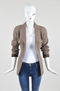 Thierry Mugler Vintage Brown Jacket