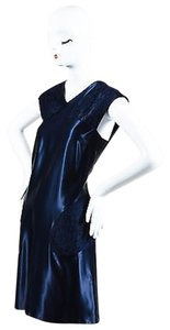 Christopher Kane short dress Blue Navy on Tradesy
